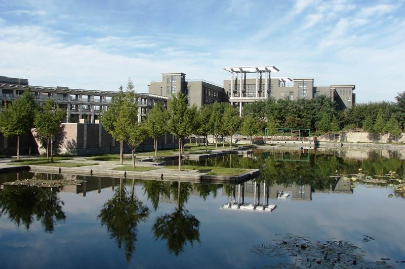 北京工商大学校园风光5