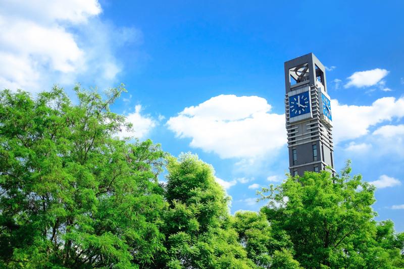 北京工商大学校园风光6
