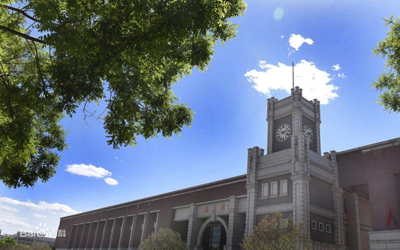山西大学校园风光2