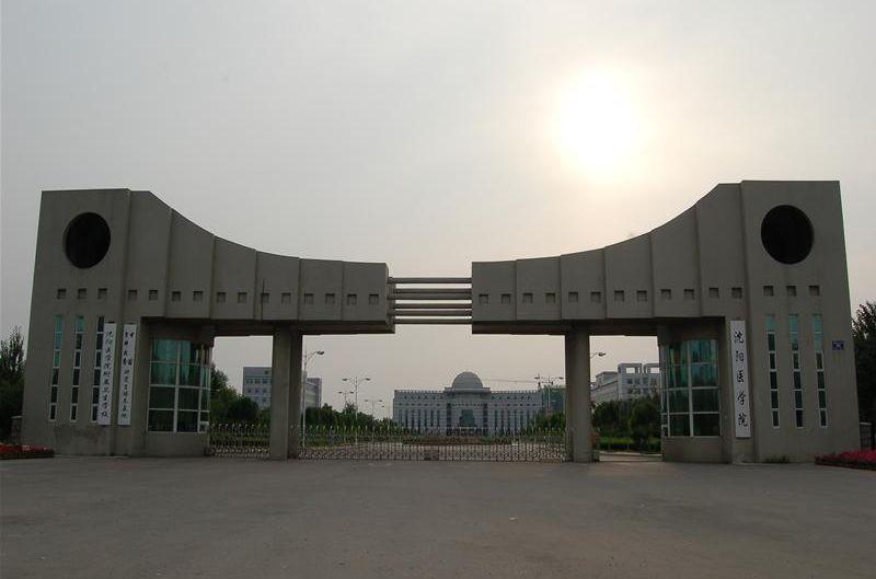 沈阳医学院校园风光7