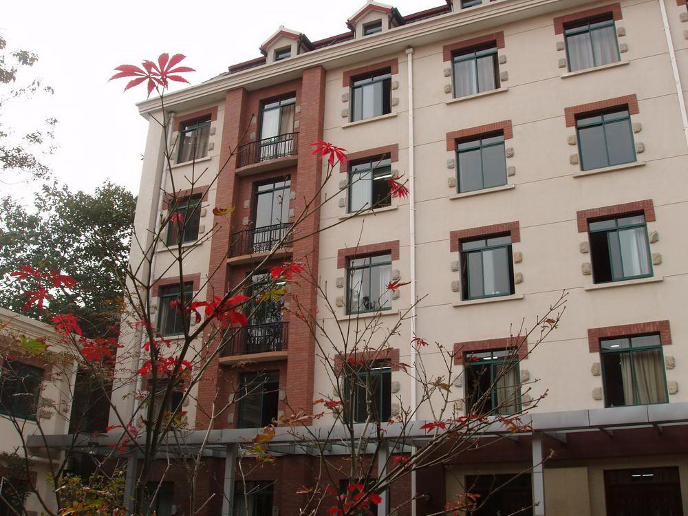 上海戏剧学院校园风光4