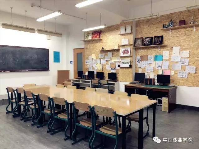 中国戏曲学院校园风光3