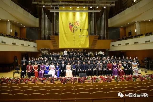 中国戏曲学院校园风光4