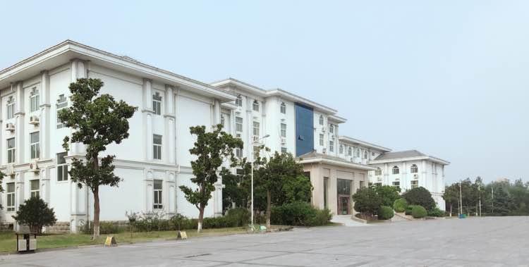河南财政金融学院校园风光2