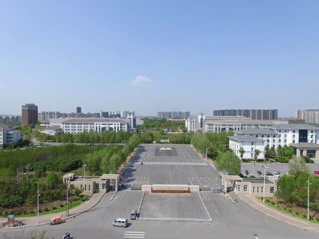 河南财政金融学院校园风光4