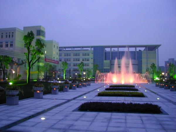杭州医学院校园风光1