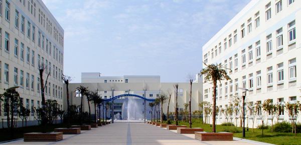杭州医学院校园风光2
