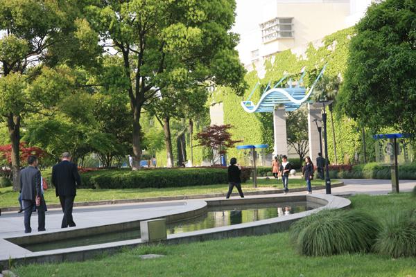 杭州医学院校园风光5