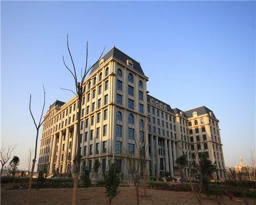 南京信息工程大学(中外合作办学专业)校园风光2