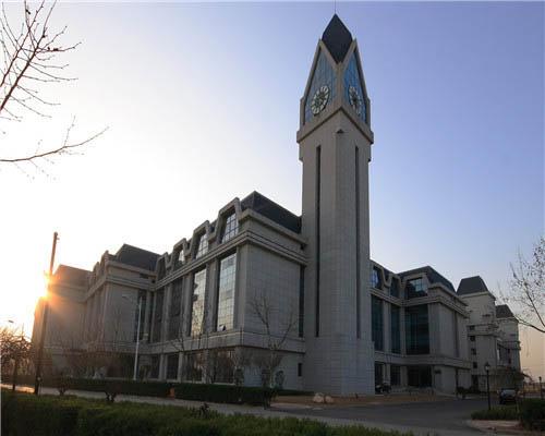 南京信息工程大学(中外合作办学专业)校园风光4