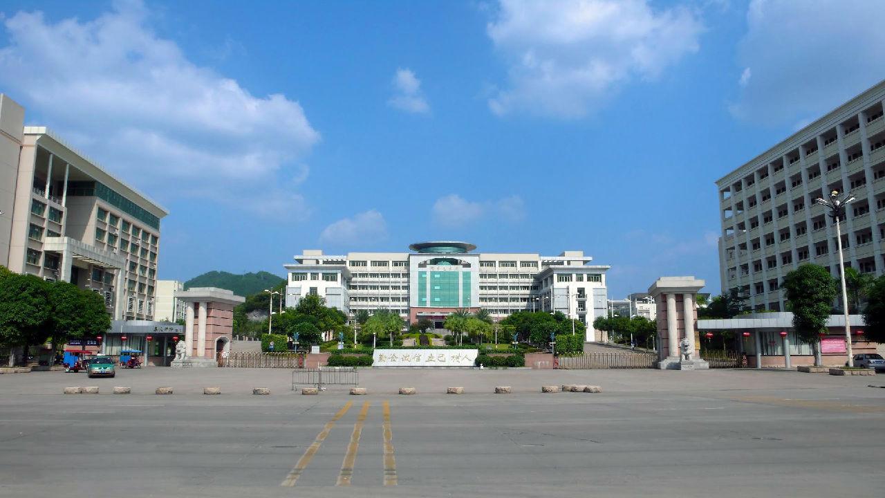嘉应学院(与广东农工商职业技术学院协同培养)校园风景1