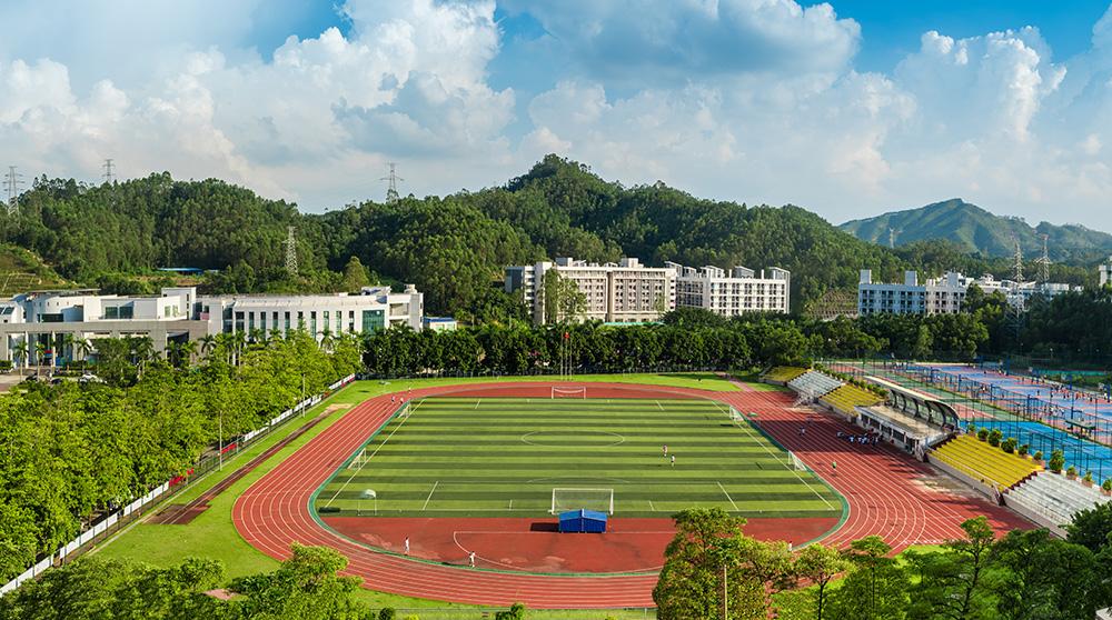 惠州学院(与广东交通职业技术学院协同培养)校园风景4