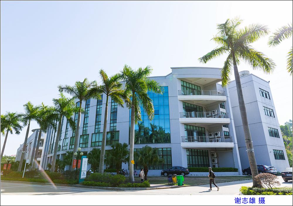 惠州学院(与广东交通职业技术学院协同培养)校园风景5