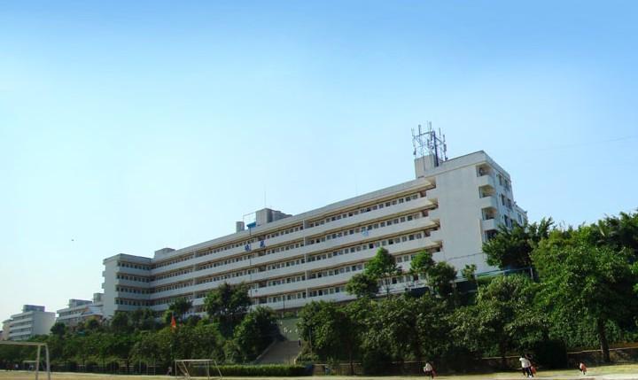 广东技术师范大学(与深圳信息职业技术学院协同培养)校园风景5