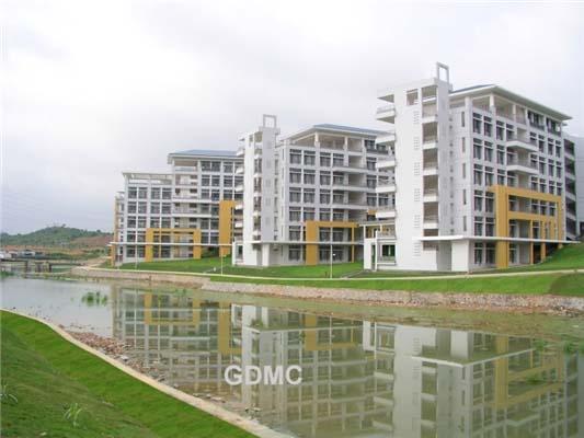 广东医科大学(与广东食品药品职业学院协同培养)校园风景2