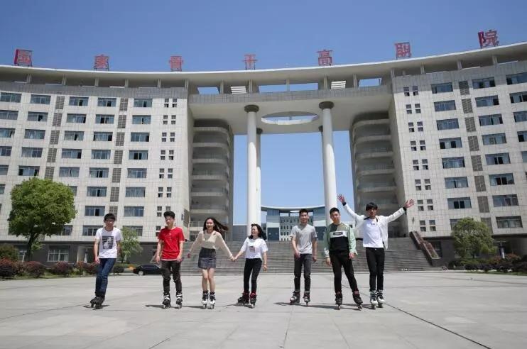 鄂州职业大学校园风景2