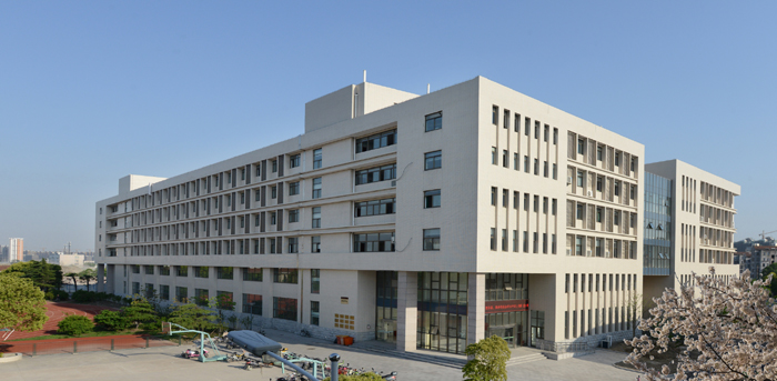 南通科技职业学院校园风景2