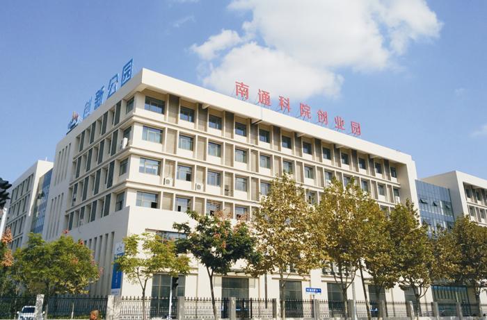 南通科技职业学院校园风景3
