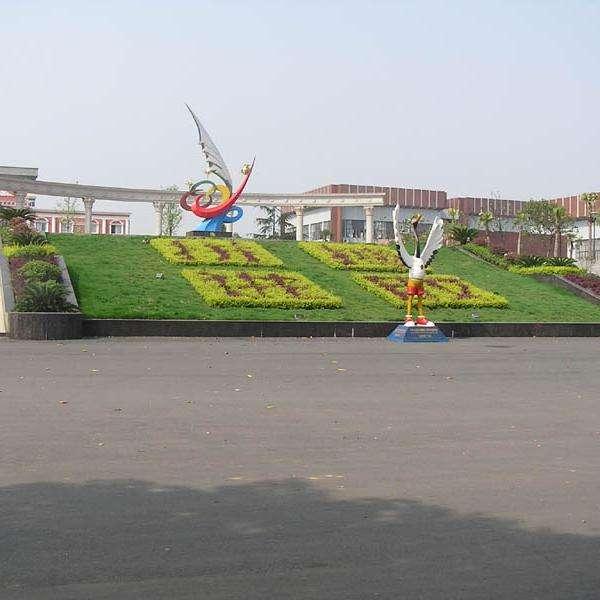 湖南体育职业学院校园风景3