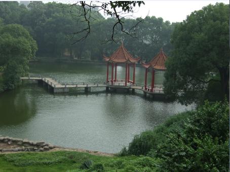 湖南体育职业学院校园风景5