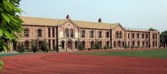 四川国际标榜职业学院校园风景1
