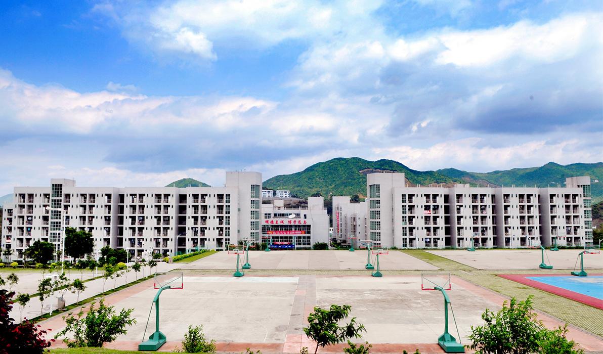 福州软件职业技术学院校园风景4