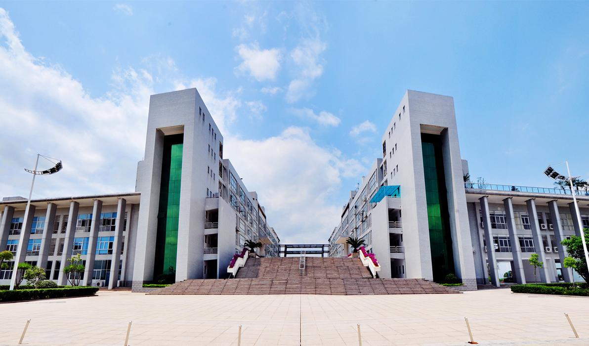 福州软件职业技术学院校园风景5