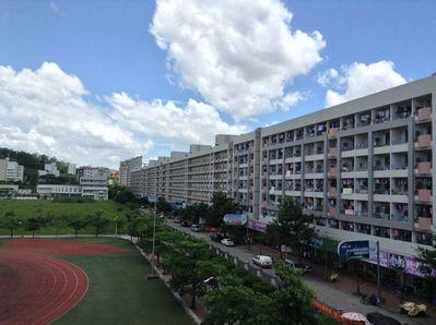漳州城市职业学院校园风景2