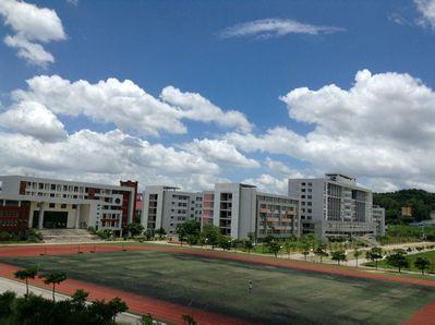 漳州城市职业学院校园风景5