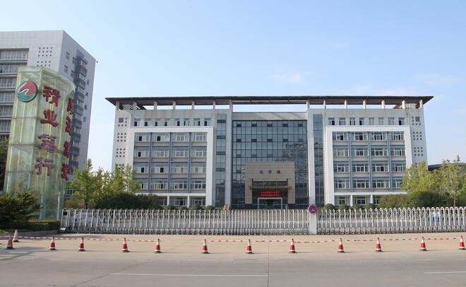江苏护理职业学院校园风景1