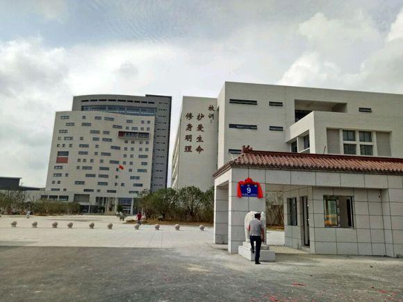 江苏护理职业学院校园风景2