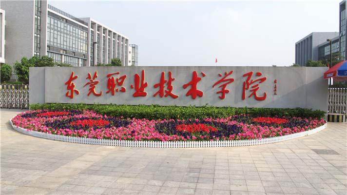 东莞职业技术学院(中外合作办学专业)校园风景1