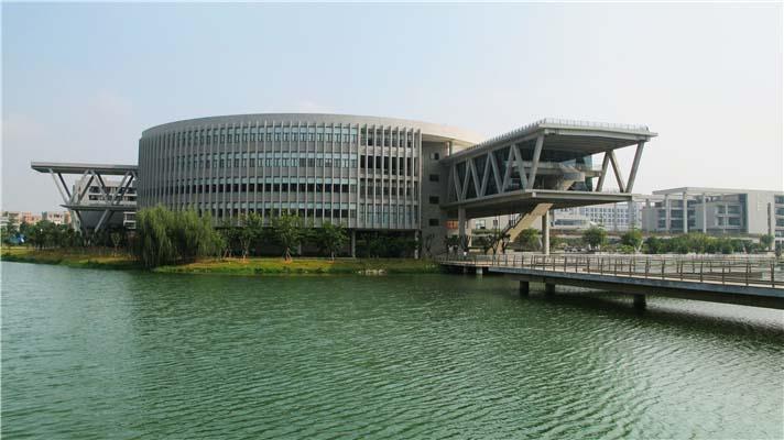 东莞职业技术学院(中外合作办学专业)校园风景2