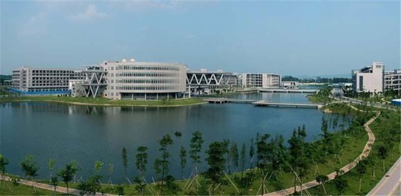东莞职业技术学院(中外合作办学专业)校园风景3