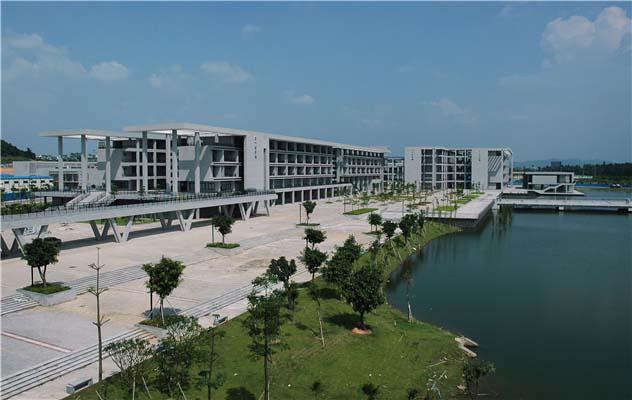 东莞职业技术学院(中外合作办学专业)校园风景4