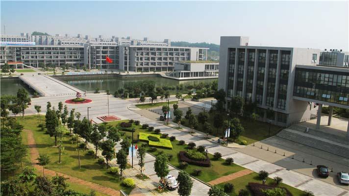 东莞职业技术学院(中外合作办学专业)校园风景5