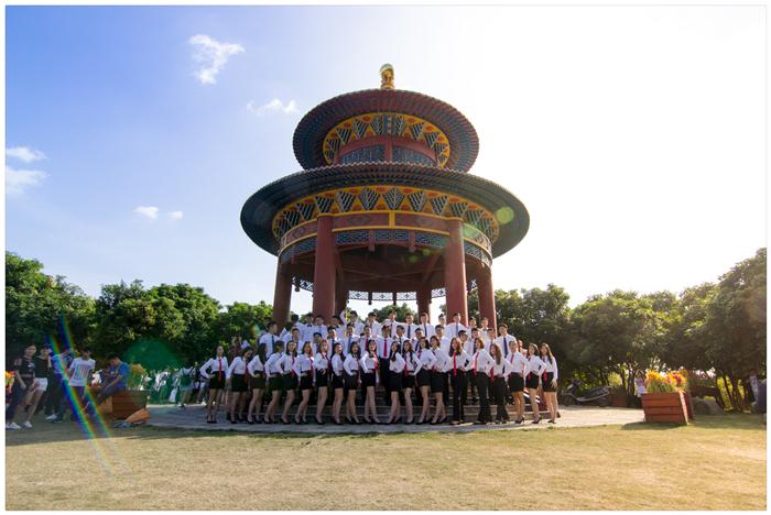 广东工商职业技术大学校园风光5