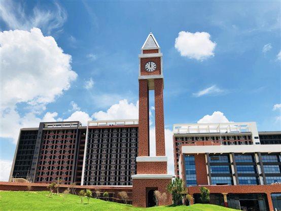 广州科技职业技术学院(本科)校园风光2