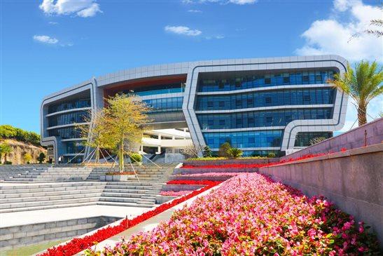 广州科技职业技术学院(本科)校园风光1