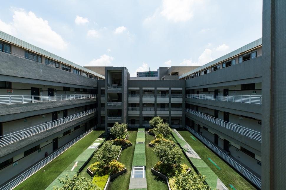 广州科技职业技术学院(本科)校园风光5