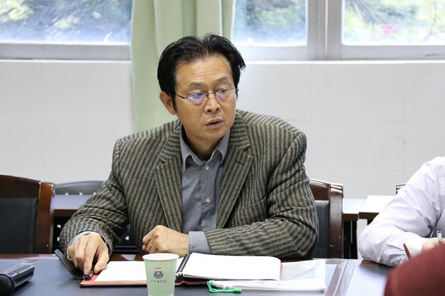 【广商】学校党委召开学生工作中层干部会议