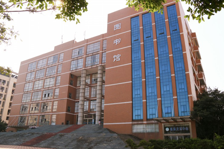广东科技学院校园风光3