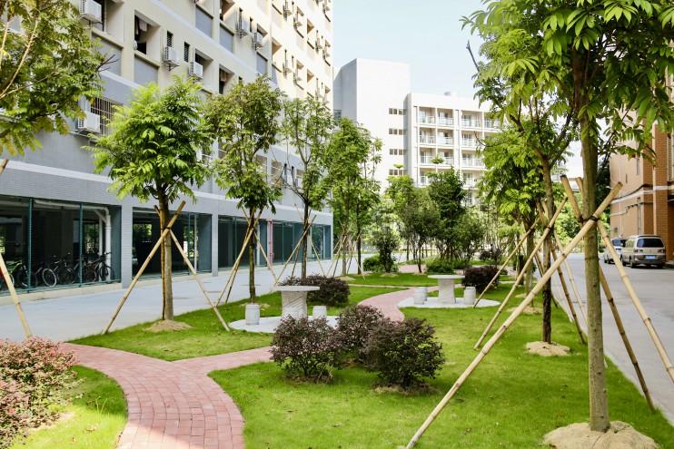广东科技学院校园风光7