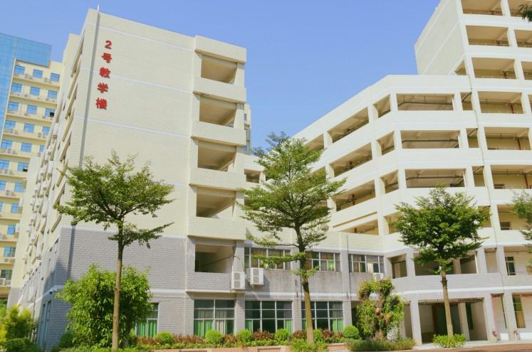 广东科技学院校园风光5