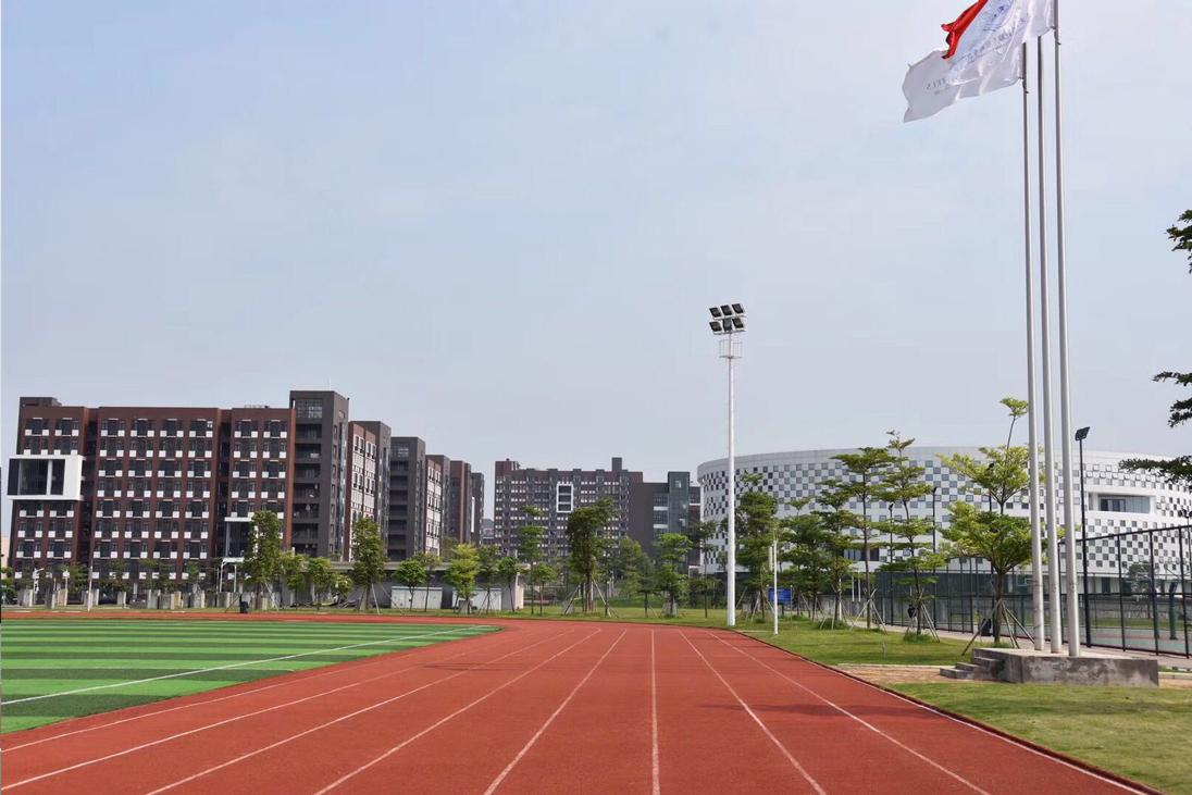 广东酒店管理职业技术学院校园风光4
