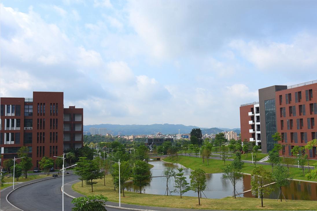 广东酒店管理职业技术学院校园风光5