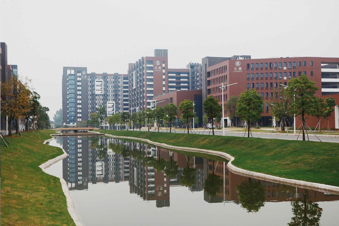 广东酒店管理职业技术学院校园风光6