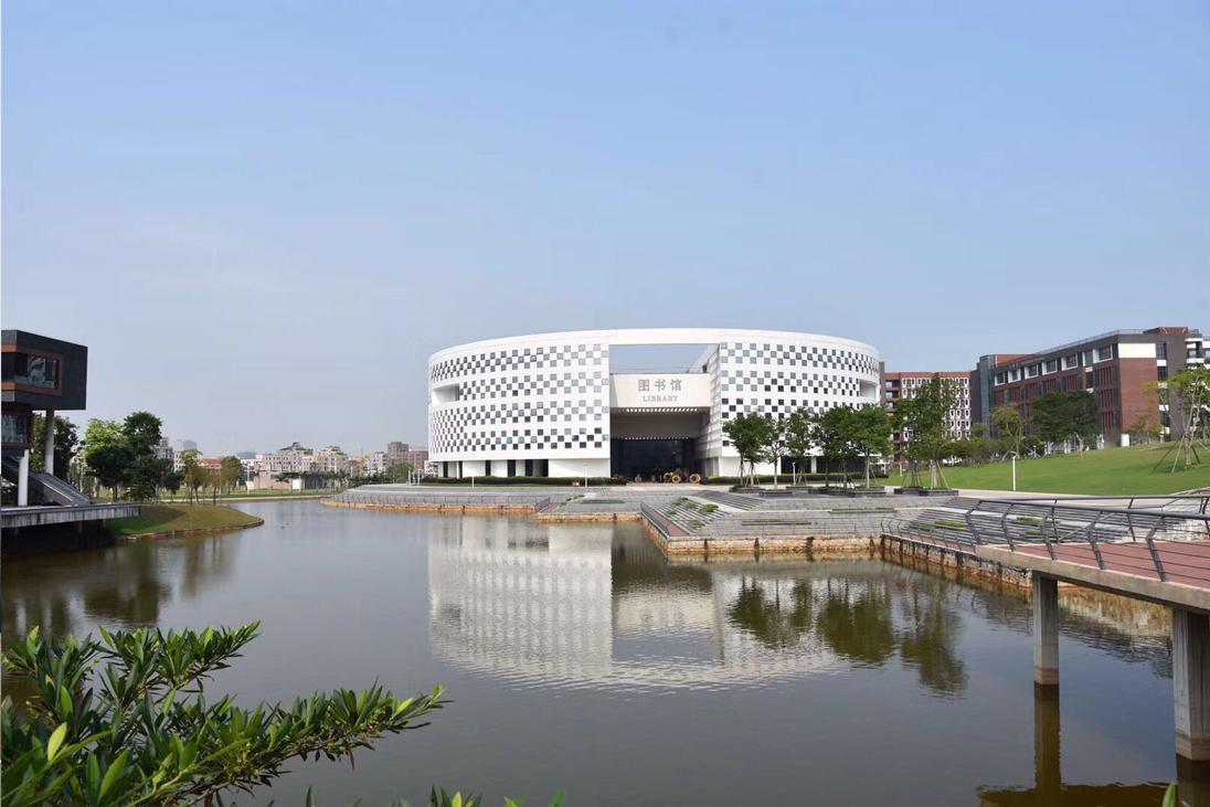 广东酒店管理职业技术学院校园风光7