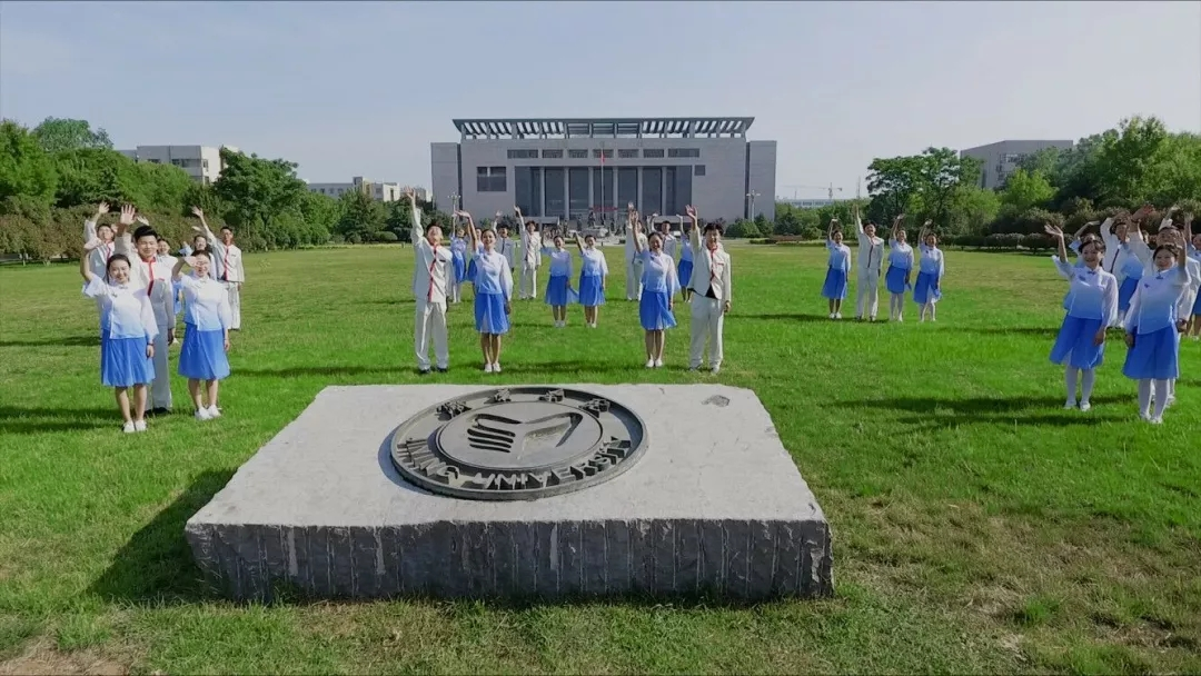 济宁学院校园风光2