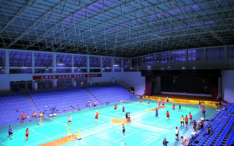 广州工商学院校园风光2